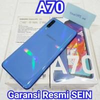 HP Samsung Galaxy A70 Resmi SEIN Dual Sim 2nd Fullset OEM ori Bekas