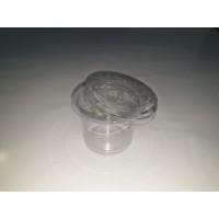 Mangkok Cup Puding Jelly / Ice Cream Plastik Kecil / Sambal Mini 100ml