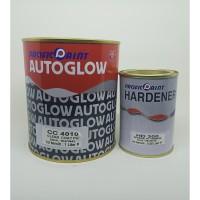 Clear Coat PU Autoglow 4010 1Liter