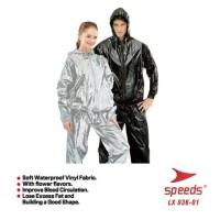 Baju Sauna Suit Import Jaket Celana Sauna Set - 036-1