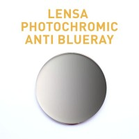 Ganti Lensa Kacamata Photochromic Anti Blue Ray