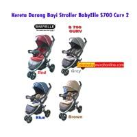Kereta Dorong Bayi Stroller BabyElle S700 Curv 2 s 700 s-700
