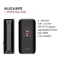 === AUGVAPE VX 200 BOX MOD AUTHENTIC ===