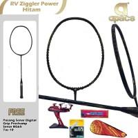 APACS RV ZIGGLER POWER RAKET BADMINTON ORIGINAL
