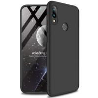 Case Asus Zenfone Max PRO M1 Hardcase Original GKK 360 Full Protective - HITAMLISTMERAH