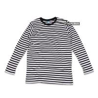 Baju pria | Baju Wanita | Kaos belang panjang warna hitam