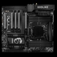 Mainboard MSI X99A Godlike Gaming Carbon ATX LGA 2011 v3 onderdil