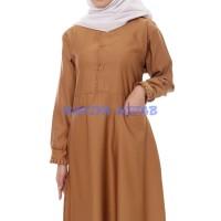 Baju Gamis Wanita Pns Pdh Pemda Bahan Baloteli By Muslimah