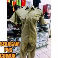 terkeren berkualitas Baju PNS/ Baju Dinas Pemerintah/ Baju Kheki/