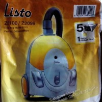 Electrolux Kantong Debu Z2099 Listo Vacuum Cleaner Asli dan Baru