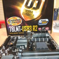 Motherboard Gigabyte GA-78LMT USB3 Socket AM3 Garansi Resmi tools