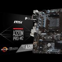 MSI A320M PRO-M2 - Socket AM4 cpu