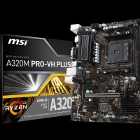 MAINBOARD MSI A320M PRO VH PLUS limited stok