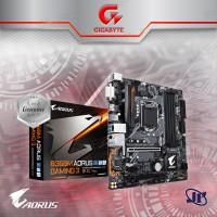 MB Motherboard GIGABYTE B360M AORUS Gaming 3 - Mainboard Mobo GA-B3
