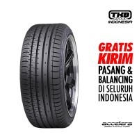 Accelera PHI-R 245/35 R20 Ban Mobil Black