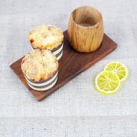 Bharat | tatakan gelas tray kayu hotel restaurant dapur saji coaster