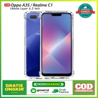 Case Oppo A3S/ Realme C1/ A5 Softcase Anti Crack Anti Shockproof