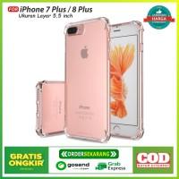 Anticrack iPHONE 7 Plus 8 Plus Softcase Silicone