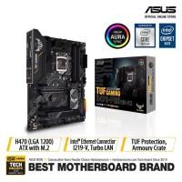 ASUS TUF Gaming H470-Pro WiFi Intel LGA 1200 ATX Motherboard
