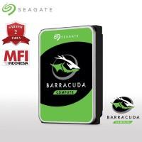 Seagate BarraCuda Harddisk Internal PC 1TB SATA