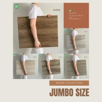 [JUMBO] WOOD COLLECTION - ALAS FOTO BOARD PHOTOREADY 60x80cm PROP FOTO