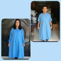 Baju Pasien dewasa / Baju operasi dewasa / Baju Rumah sakit Baju saja