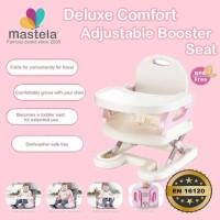 Mastela Adjustable Booster to toddler Seat/Kursi Makan Bayi-Pink-07112