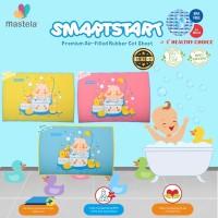 Perlak Karet Smartstart, motif BabyBath, Ukuran 60cm X 90cm