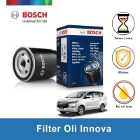 BOSCH Filter Oli Mobil Toyota Kijang Innova (0986AF1042) - 1 Pcs