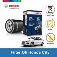 BOSCH Filter Oli Mobil Honda City (0986AF0126) - 1 Pcs