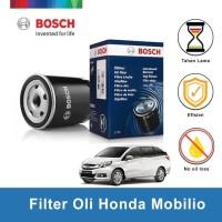 BOSCH Filter Oli Mobil Honda Mobilio (0986AF0126) - 1 Pcs