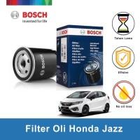 BOSCH Filter Oli Mobil Honda Jazz (0986AF0126) - 1 Pcs