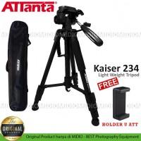 Tripod Attanta Kaiser 234 + Holder U