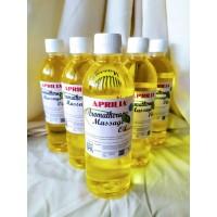 Aprilia aromatherapy massage oil 500ml