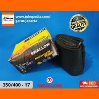 Ban dalam motor swallow 350/400-17