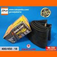 Ban dalam motor swallow 400/450-18