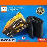 Ban dalam motor swallow 400/450-17