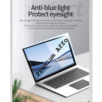 Anti Gores Laptop Tempered Glass Compatible ASUS LENOVO HP DELL 14'15' - 13 inch, Clear