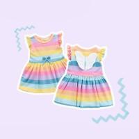 Rainbow Wing Dress / Terusan Bayi