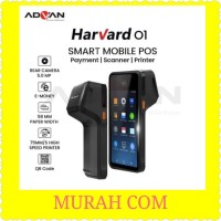 Mesin Kasir Android POS printer 58mm Plus Scanner - Advan Harvard 01