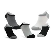 Kaos Kaki Pendek Pria Wanita Ankle Fiber Bambo Socks Serat Bambu