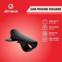 JOYSEUS Car Phone Holder Universal Holder Mobil Jepit Phone CH0001