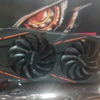 mari silahkan Gigabyte Radeon RX 570 Gaming MI 4GB DDR5 256