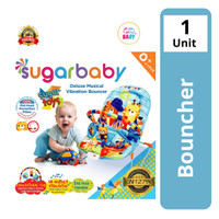SUGARBABY DELUXE MUSICAL VIBRATION BOUNCHER SUGAR TOYS #03