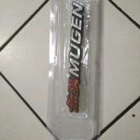 Grill jaring Honda Stream 2004 2005 2006 2007 Emblem MUGEN 2.0cc -