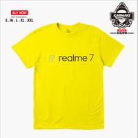 Kaos Baju Handphone Realme 7 Kaos Gadget - Karimake