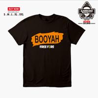 Kaos Baju Game Free Fire Battle Ground Booyah Kaos Game - Karimake