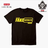 Kaos Baju Motor Fake Suzuki Satria FU Kaos otomotif - Karimake
