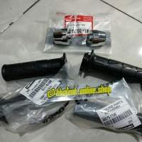 Paketan Bandul Stang Pcx Lokal Dan Handgrip Kawasaki original