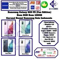 Samsung Galaxy S20 FE 8GB/128GB 8/128 Resmi Green Blue White Lavender